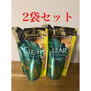 CLEAR  クリア コンディショナー 2袋セット(コンディショナー/リンス)