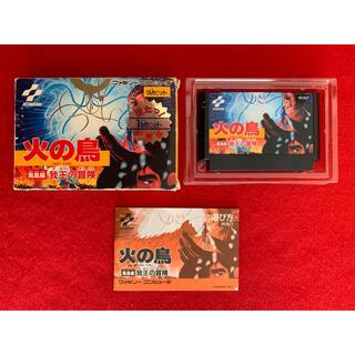 コナミ(KONAMI)のKONAMI ファミコンソフト 1Mビット  火の鳥 我王の冒険(家庭用ゲームソフト)