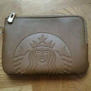 スターバックスコーヒー(Starbucks Coffee)のタイ限定 スタバ コインケース ミニポーチ(コインケース)