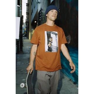 シュプリーム(Supreme)の【新品未使用】Supreme ANTIHERO Balcony Tee Rust(Tシャツ/カットソー(半袖/袖なし))