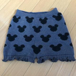 ディズニー(Disney)のディズニー 毛糸のパンツ(アンダーシャツ/防寒インナー)