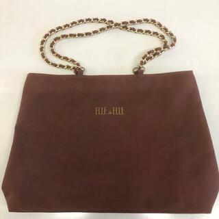 エル(ELLE)の【新品】ELLE de ELLE ショルダーバッグ(ショルダーバッグ)