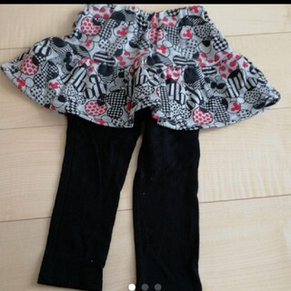 Disney - ミニー Disney スカート ズボン スパッツ  95