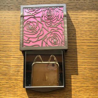 シセイドウ(SHISEIDO (資生堂))の資生堂ノベリティ手鏡(ミラー)