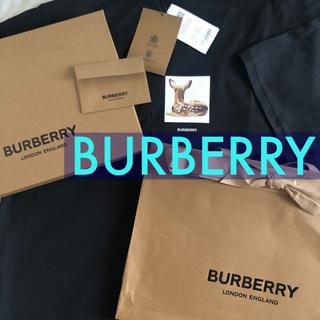 バーバリー(BURBERRY)の定価5.5万!! 正規品  バーバリー (Tシャツ/カットソー(半袖/袖なし))