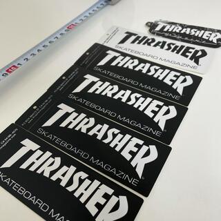 スラッシャー(THRASHER)のthrasher ステッカーセット(スケートボード)