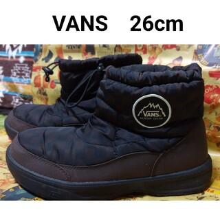 ヴァンズ(VANS)のVANS バンズ 冬靴 スノーブーツ 26cm(ブーツ)