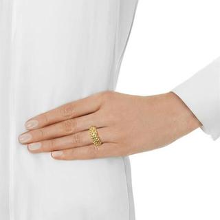 バレンシアガ(Balenciaga)の最終お値下げ✳︎バレンシアガ BALENCIAGA つぶつぶリング(リング(指輪))