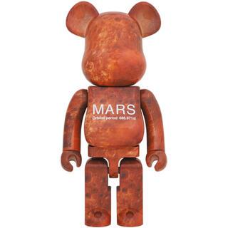 メディコムトイ(MEDICOM TOY)のBE@R BRICK 1000% MARS(その他)