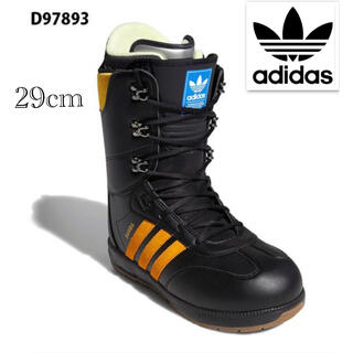 adidas - adidas  スノーボードブーツ SAMBA 29cm