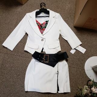 アンディ(Andy)の新品 ホワイト スーツ(スーツ)