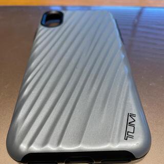 トゥミ(TUMI)のiPhonex xs ケース tumi(iPhoneケース)