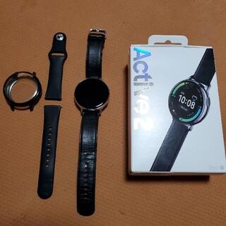 サムスン(SAMSUNG)のGalaxywatchactive2 スマートウォッチ(腕時計(デジタル))
