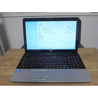 エイサー(Acer)のAcer E1-531-F12C/F sandy世代celeron 2012年製(ノートPC)