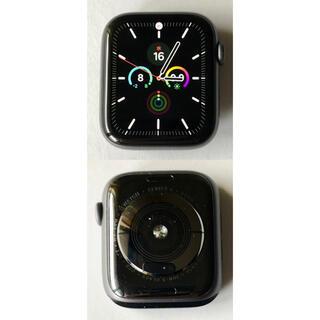 アップルウォッチ(Apple Watch)のApple Watch Series 4 セルラー 44mm スペースグレイ(腕時計(デジタル))
