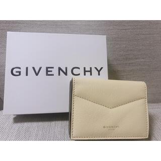 ジバンシィ(GIVENCHY)のGIVENCHY 三つ折りミニ財布(財布)