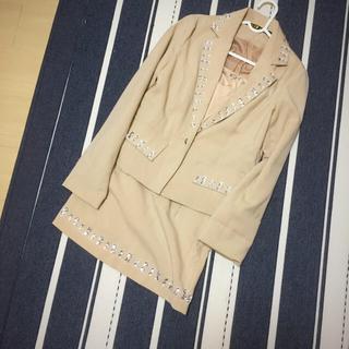 デイジーストア(dazzy store)のスーツ 三点セット ビジュー(スーツ)