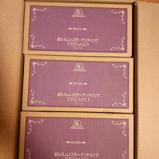 モリナガセイカ(森永製菓)の森永製菓 おいしいコラーゲンドリンク プレミオ36本セット(コラーゲン)