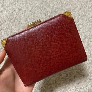 ヴァレンティノガラヴァーニ(valentino garavani)のヴァレンティノ がま口二つ折り財布(財布)