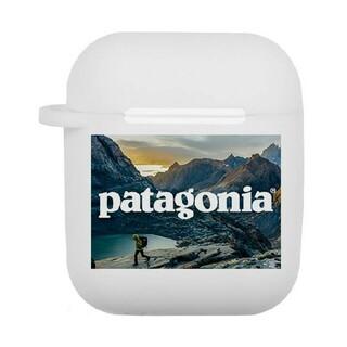 パタゴニア(patagonia)のAirPodsケース エアーポッズ ケース カバー(ヘッドフォン/イヤフォン)