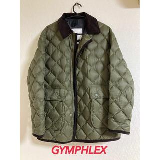 ジムフレックス(GYMPHLEX)のGYMPHLEX⭐️ジムフレックス メンズキルティングジャケット Lサイズ (ダウンジャケット)
