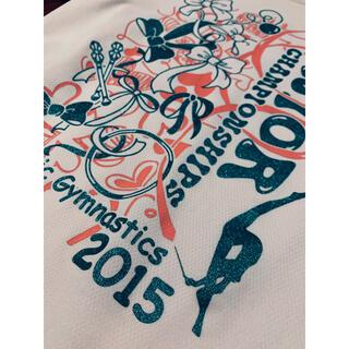チャコット(CHACOTT)の新体操・Chacott チャコット・Tシャツ・140(その他)