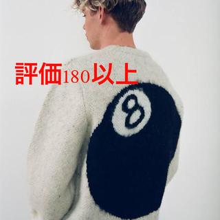 ステューシー(STUSSY)のstussy 8ball mohair sweater 8ボール モヘアセーター(ニット/セーター)