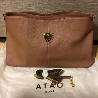 アタオ(ATAO)のM.mama様専用 ATAO エルヴィ アーモンド(ショルダーバッグ)