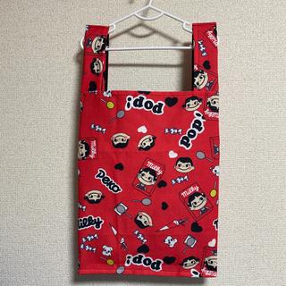 ちぽん様専用 大容量エコバック レジ袋型 ハンドメイド(エコバッグ)