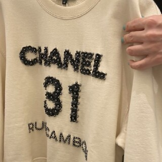 シャネル(CHANEL)のシャネルトレーナー(トレーナー/スウェット)