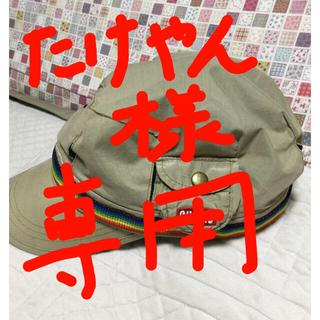 チャムス(CHUMS)のチャムス 帽子(ハット)