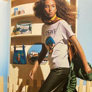 ロエベ(LOEWE)のLOEWE 雑誌 ルック インテリア(ファッション)