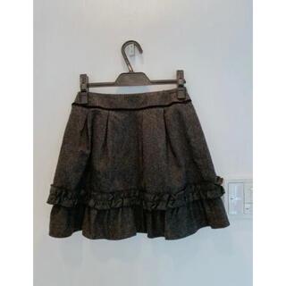 バービー(Barbie)のBarbie バービー グレースカート(ひざ丈スカート)