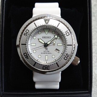 セイコー(SEIKO)のSEIKO セイコー ダイバーズ ウォッチ SBDN051 ダイバー ホワイト(腕時計(アナログ))