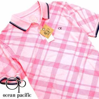 オーシャンパシフィック(OCEAN PACIFIC)のオーシャンパシフィック ポロシャツK78(ポロシャツ)