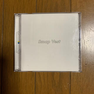 ゆりりん様専用 Smap Vest CD2枚組 お値下げします(ポップス/ロック(邦楽))