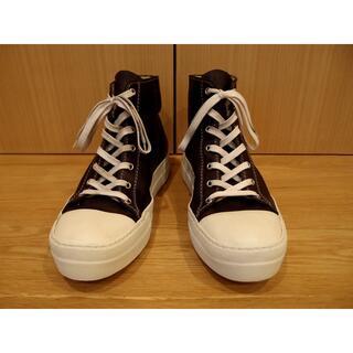 イサムカタヤマバックラッシュ(ISAMUKATAYAMA BACKLASH)のincarnation - horse  - sneaker - 42 未使用品(スニーカー)