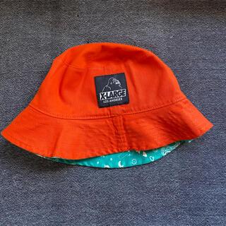 エクストララージ(XLARGE)のリバーシブルハット(帽子)
