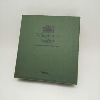 ホワイトハウスコックス(WHITEHOUSE COX)のWhitehouse Cox★小物入れにも ~2つ折り財布の外箱(その他)