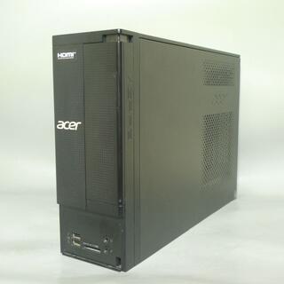 エイサー(Acer)の Windows10 デスクトップ パソコン本体 ACER i3 1TB(デスクトップ型PC)