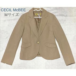 セシルマクビー(CECIL McBEE)のCECIL McBEE テーラードジャケット(テーラードジャケット)