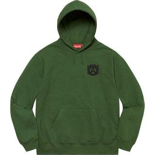 シュプリーム(Supreme)の【新品未使用】Supreme Anti Hooded Sweatshirt(パーカー)