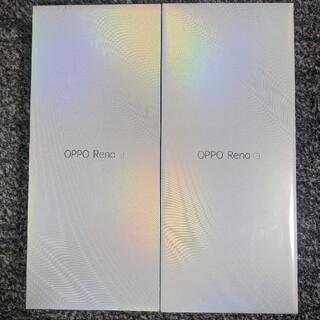 ラクテン(Rakuten)のOPPO Reno A 128GB シムフリー2台セット(スマートフォン本体)