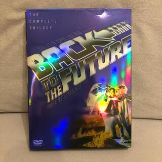 バック・トゥ・ザ・フューチャー トリロジー・ボックスセット DVD(外国映画)