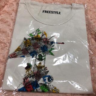 【新品】FREE STYLE 上海 タツノオトシゴ Tシャツ(アイドルグッズ)