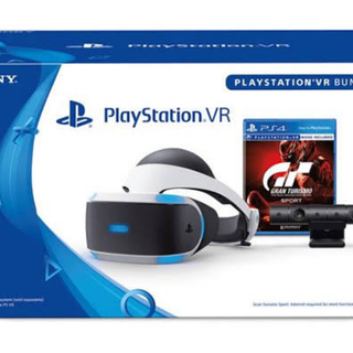 プレイステーションヴィーアール(PlayStation VR)の日本未発売 Play Station VR BUNDLE(家庭用ゲーム機本体)