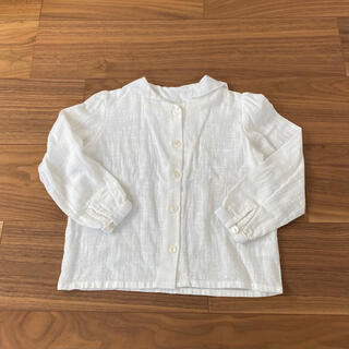 Caramel baby&child  - little cotton clothes  セーラートップス