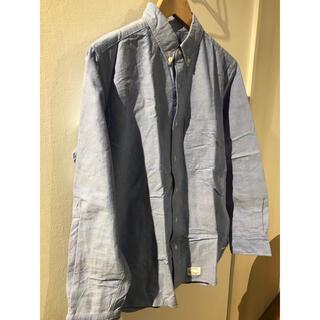 マーカウェア(MARKAWEAR)の美品!Utility Garments オックスフォードボタンダウンシャツ (シャツ)