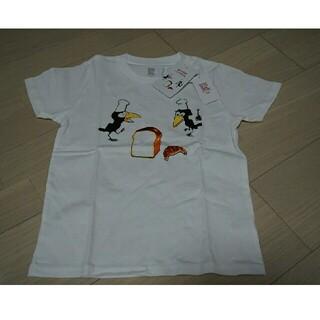 Design Tshirts Store graniph - グラニフ  Tシャツ  からすのパン屋さん