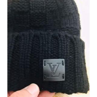 ルイヴィトン(LOUIS VUITTON)のルイヴィトンニット帽☆(ニット帽/ビーニー)